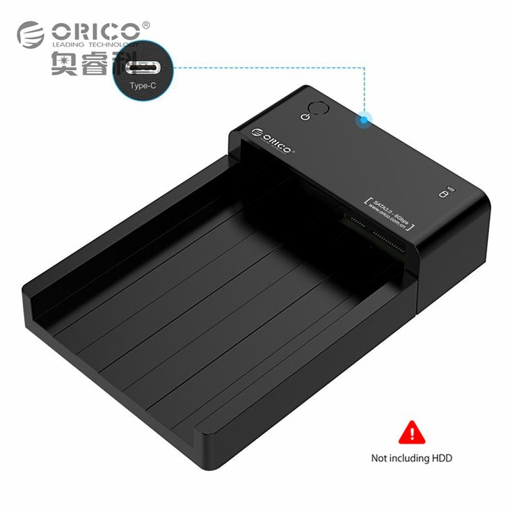 Find More HDD Enclosure Information about Type C HDD Enclosure USB 3.1 to SATA 2.5 inch / 3.5 inch External Hard Drive Docking Station Support UASP & 8TB Drives Tool Free,High Quality orico,China orico raid Suppliers from ORICO Direct on Aliexpress.com