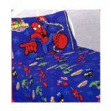 Spiderman & Friends Fitted Toddler Sheet