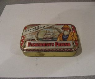 The altoids/fishermans friend survival kit