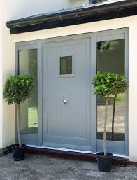 Image result for contemporary grey porch uk