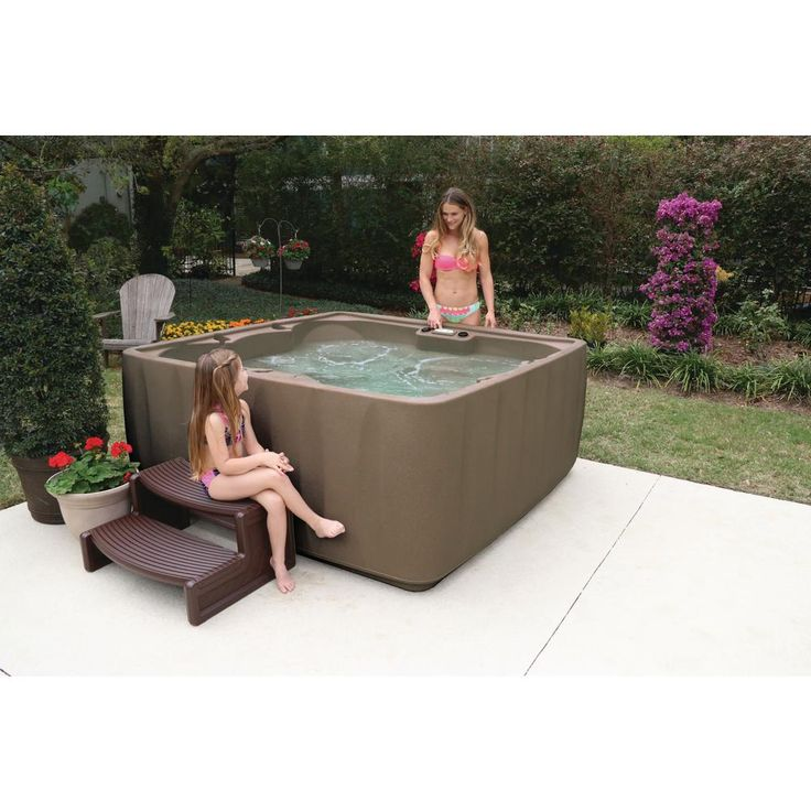 Aquarest spas premium 600 6person plug and play hot tub