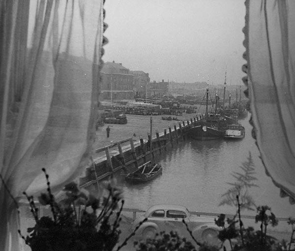 Haven van Scheveningen 1948