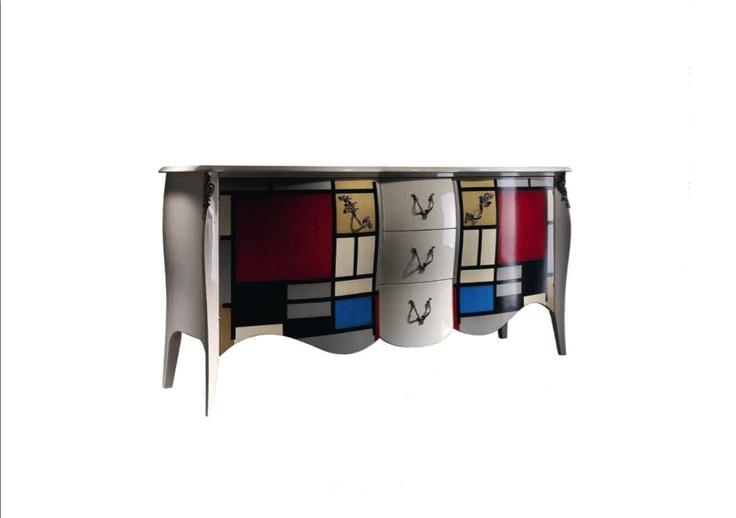 Испанская мебель ручной работы > Дизайнерская мебель > Коллекция Авангард > Лола Гламур (Испания) Артикул LG906