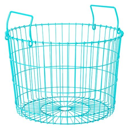Jax 2 Handle Basket 37cm | Freedom Furniture and Homewares