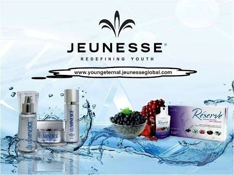 Jeunesse® Global Revolutionary Anti Aging Skin Care with Stem Cells - YouTube. Get them at www.PeggyPippalBonner.com