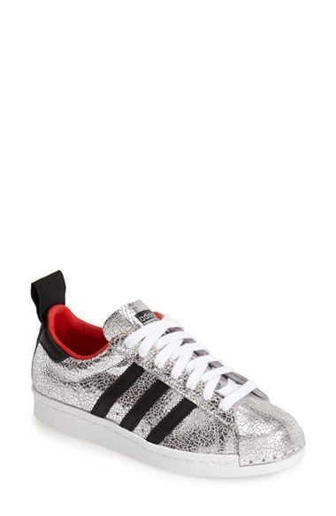 Topshop for adidas Originals '80s Premium Superstar' Sneaker (Women) available at #Nordstrom