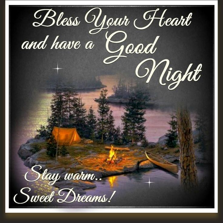 Good Night Everyone, God Bless You!!