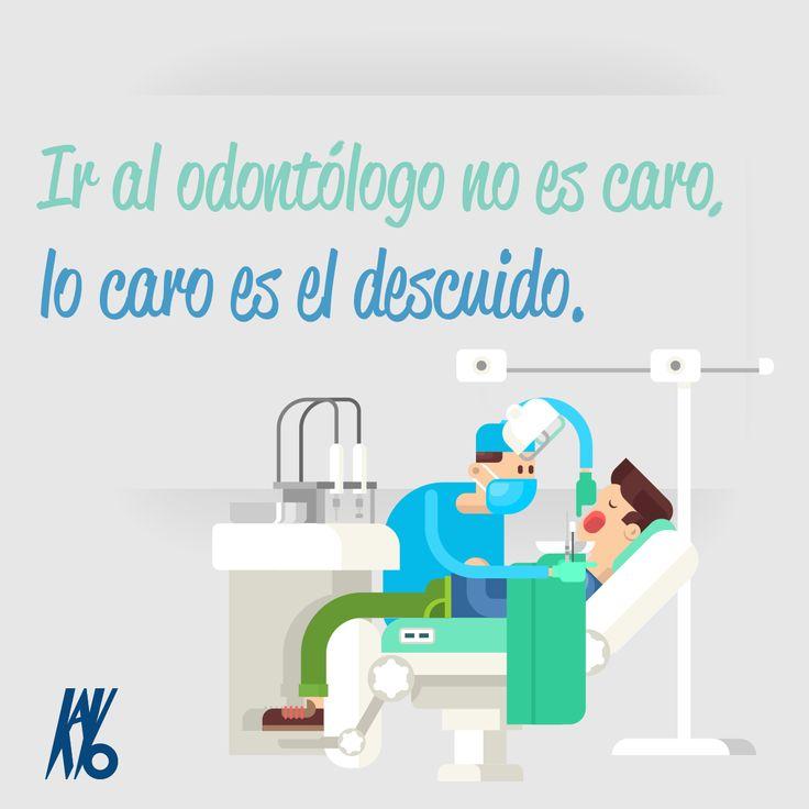 #Odontólogo #Tratamiento #Descuido