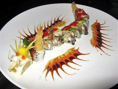 Table Scraps: Sakura Japanese Steakhouse and Sushi Bar