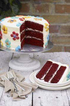 Sweet Easy Enie Backt Dreilagiger Schokoladenkuchen Mit