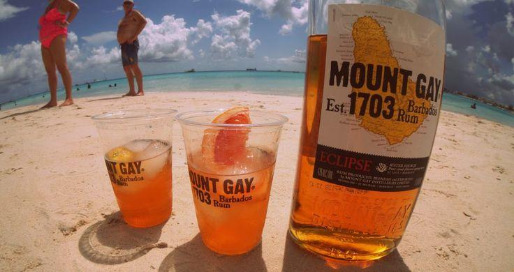mount gay bucket of shit