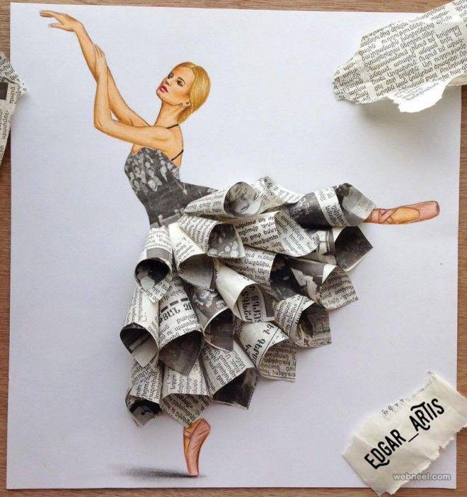 kreativa konstverk idé