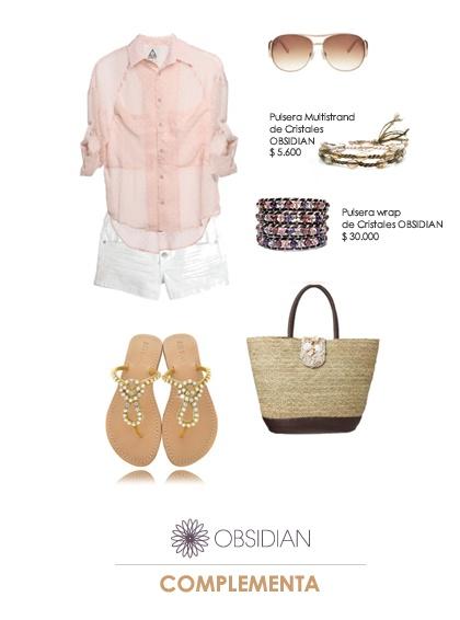 Un Look suave y sofisticado para el Verano...RT @Dondato @donRT @YoSeQuien_