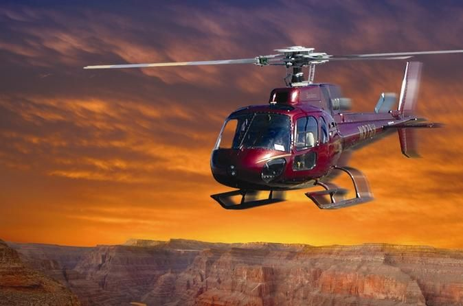 Ultimate Grand Canyon 4-in-1 Helicopter Tour - Lonely Planet