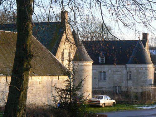 VadenCourt, France | Château de Vadencourt du 18e