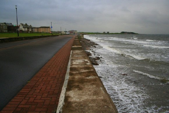 Prestwick Scotland- Home Sweet Home