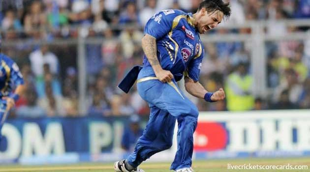 Mumbai Indians IPL 2017 Match Schedules, Team Squads