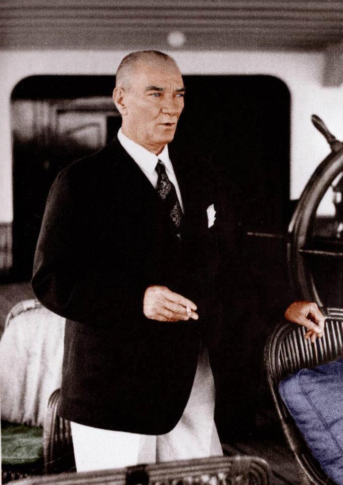 Ataturk..