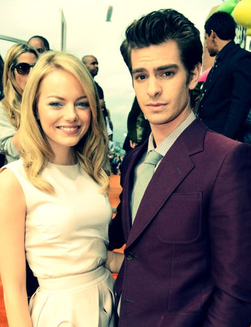 Emma Stone and Andrew GarfieldRed Carpets, Dreams Boyfriends, Choice Awards, Dreams Dresses, Andrew Garfield, Dreams Life, Couples, Andrewgarfield, Emma Stones