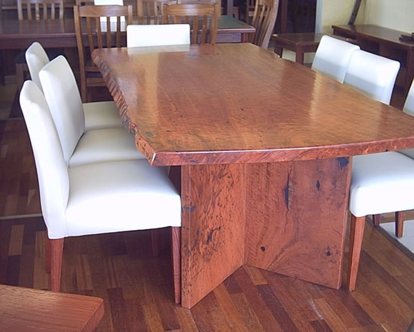 Reclaimed Red Gum table by Wildwood, Australia... LOVE LOVE LOVE this table!!