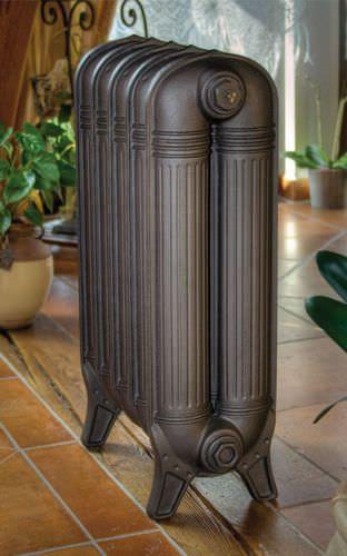Radiatore ad acqua calda orizzontale in ghisa CLASSICO IBC Heiztechnik