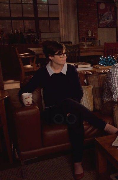 Jessica Day (Jess) in New Girl S04E21