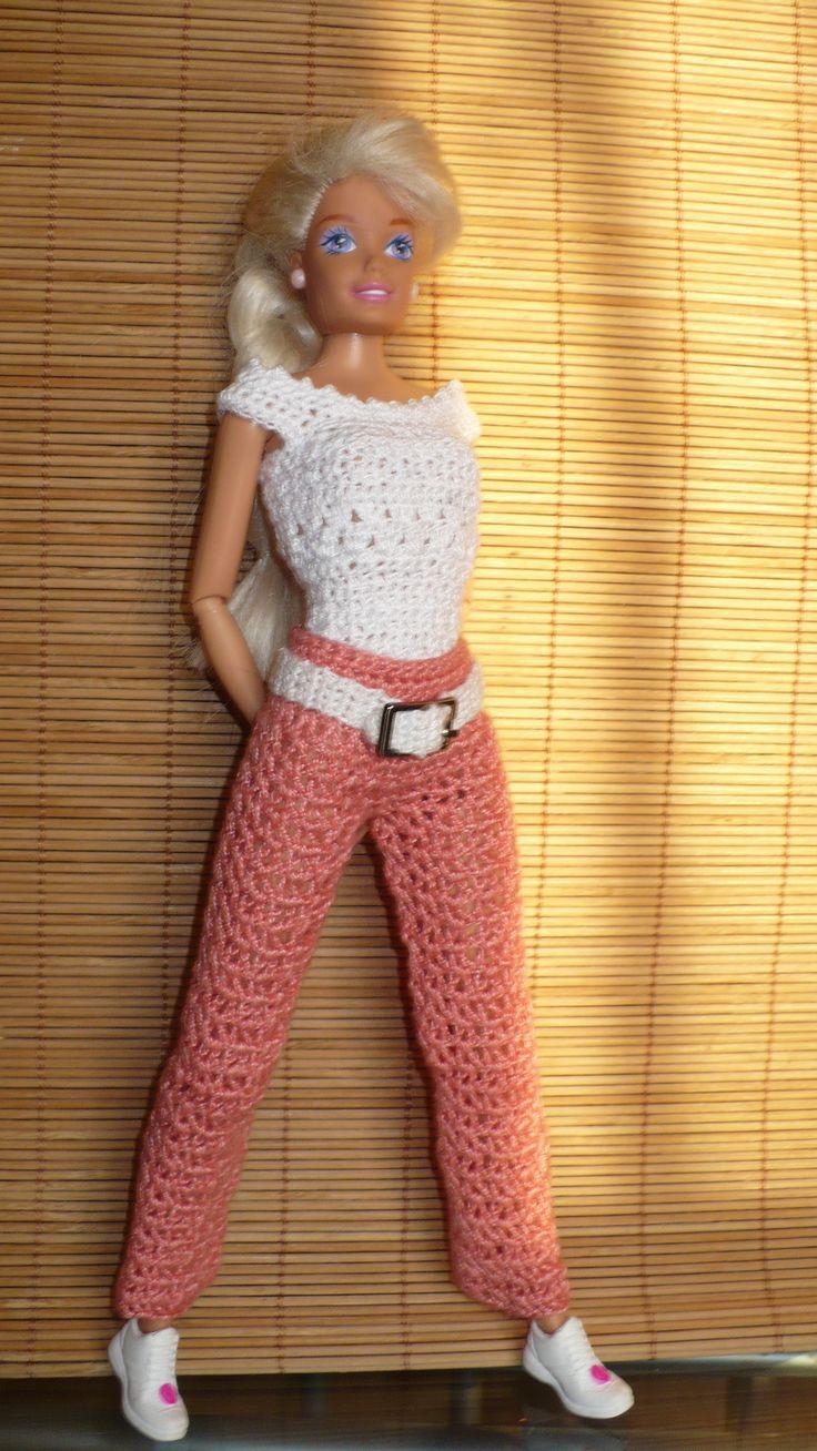 Top & Pants - (no pattern) #