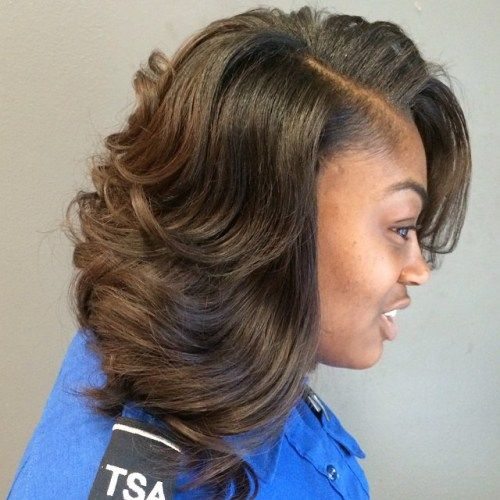 sewing hair styles pictures 1000 ideas about sew in hairstyles on sew in 3722