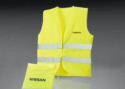 Nissan Safety Hi-Visability Jacket - KE93000111
