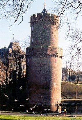 Nijmegen - Kronenburger Park