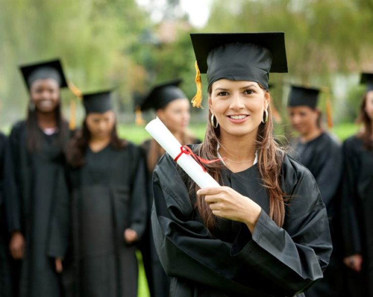 Many Latinas follow their own paths to academic success, which makes it all the sweeter.