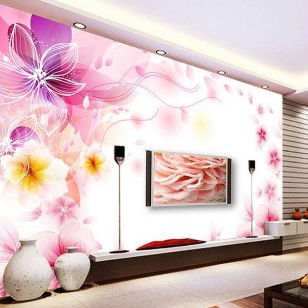 Stunning Wallpaper And Lcd Cabinet Design Id857   Lcd Cabinet Wall Designs    Wall Designs