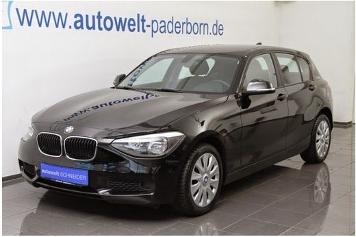 Gebrauchtwagen BMW 114d: 14.950 EUR Limousine 47.700 km 02 / 2013 Diesel Schaltgetriebe Gebrauchtwagen