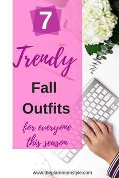 7 trendige Herbstoutfits! #falloutfits #falloutfitsideas #outfitsforfall #cutefalloutfits ## falloutfits2019