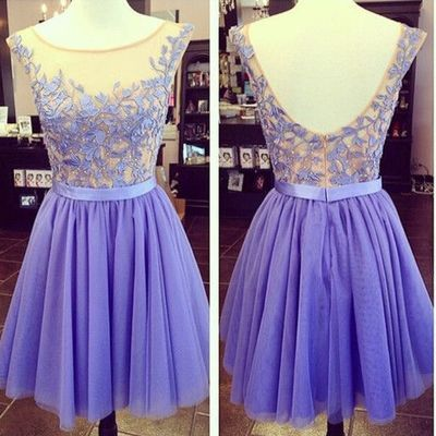 Hc232charming homecoming dress, beading homecoming dress o-neck short prom dress