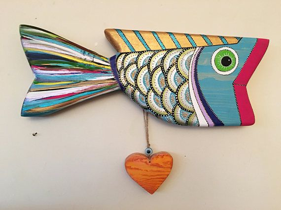Best 25+ Wooden fish ideas on Pinterest   Wood fish, Fish ...