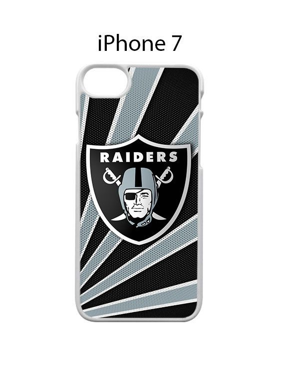 Oakland Raiders #4 iPhone 7 Case Cover