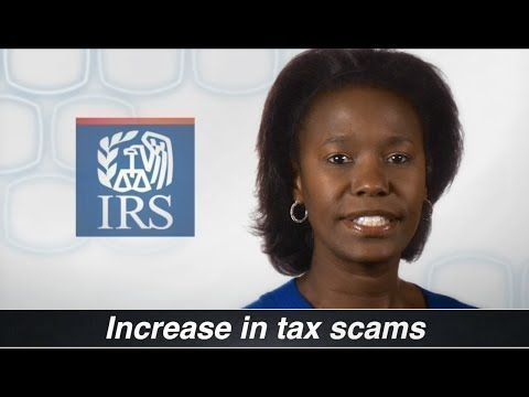 Tax Scams - The IRS is warning people to not fall for tax scams.  Educate yourself on this topic with this video from the IRS or by going to the IRS website (they tell at the end of the video how to find the info on their website).  If you get a scam call you can report the scam.  I got a call from 415-234-0491, Officer Nikki Johnson, North San Francisco/Bay Area.  They use phone numbers and names from across the nation to scam people out of their money.  Don't fall for it. #irsphonenumber,