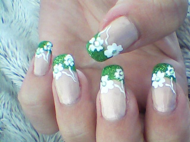 127 best st patricks day nail design images on pinterest 127 best st patricks day nail design images on pinterest acrylic nails beautiful and clovers prinsesfo Images