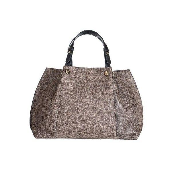 Borbonese HANDBAGS - Handbags su YOOX.COM JkW043O