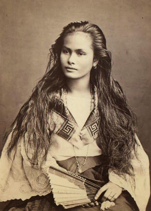 Native américaine, autre rescapée