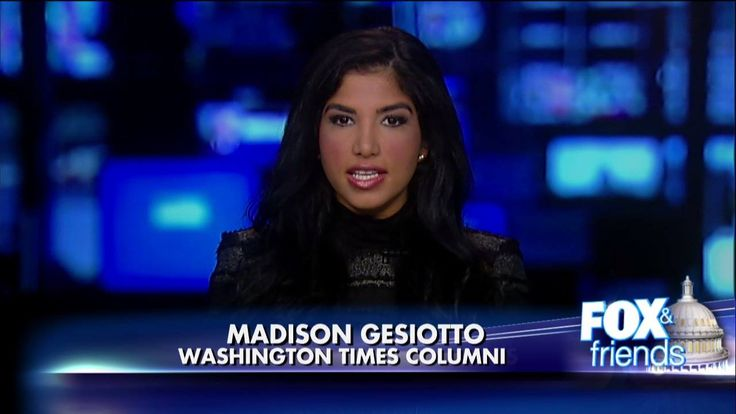 """I don't think that President Bill Clinton would really fit in with the party today.""  On ""FOX & Friends Weekend,"" Madison Gesiotto talked about how far to the left she says the Democratic Party has become."