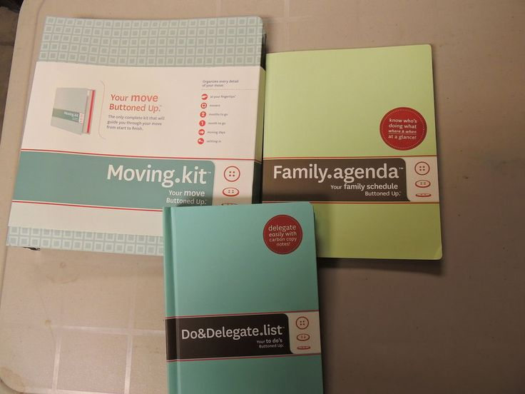 Buttoned Up Organization Bundle Movingkit FamilyAgenda Do - family agenda