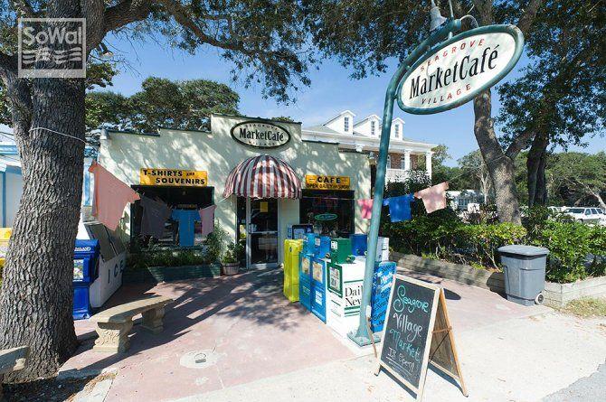 Seagrove Village Market Cafe ~ Scenic Route 30a ~ Santa Rosa Beach, Florida