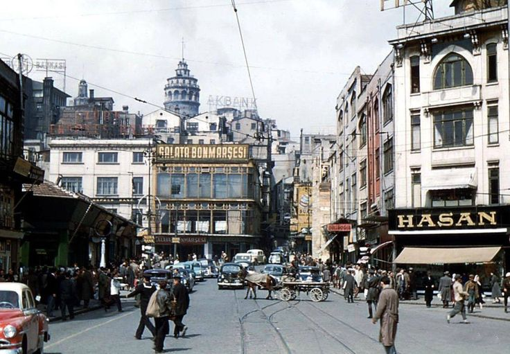 Karaköy / 1956