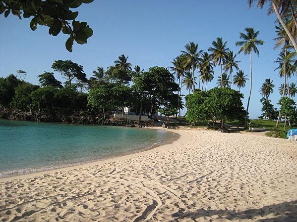 Samana area, Dominican Republic