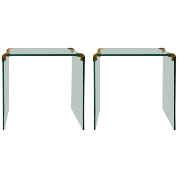 1000+ Ideas About Glass End Tables On Pinterest