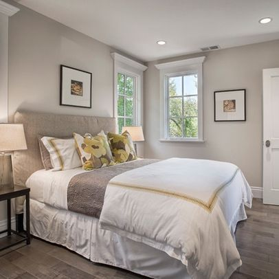 Benjamin moore edgecomb gray simple beach house pinterest paint colors grey and pictures - Good decorated bedroom ...