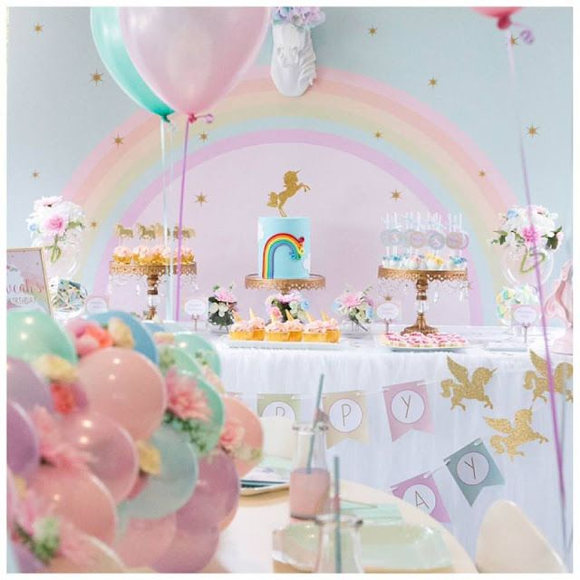 Baby Shower Unicorn Theme ~ The best ideas about unicorn baby shower on pinterest