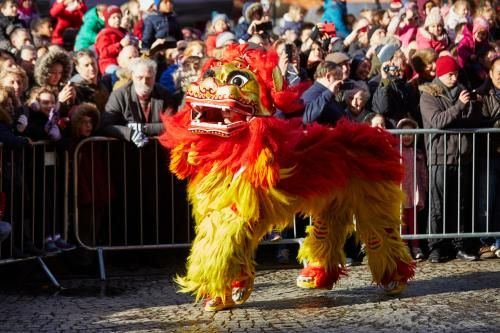 Chinese new year festival essay